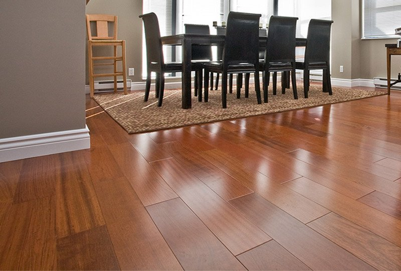 Try Premium Engineered Flooring