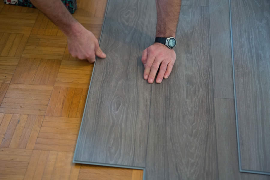 LVT Flooring Installation in Ann Arbor Michigan