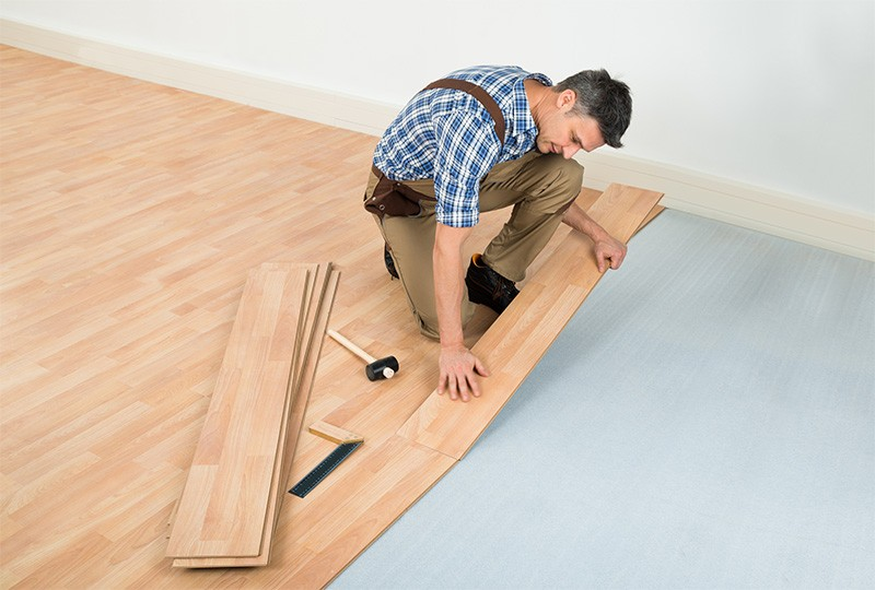 Laminate Flooring Contractors Canton, Michigan