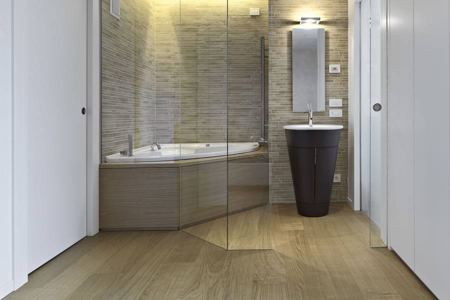 Choose The Best Flooring For Your Bathroom In Downriver Michigan - Best flooring to use in bathroom