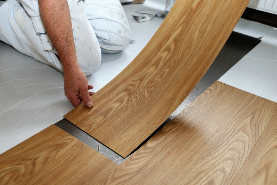Install LVT Flooring in Ypsilanti MI