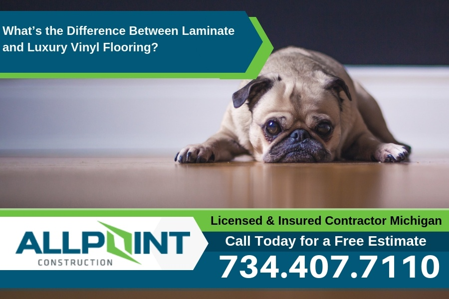 What's the Difference Between Laminate and Luxury Vinyl Flooring?
