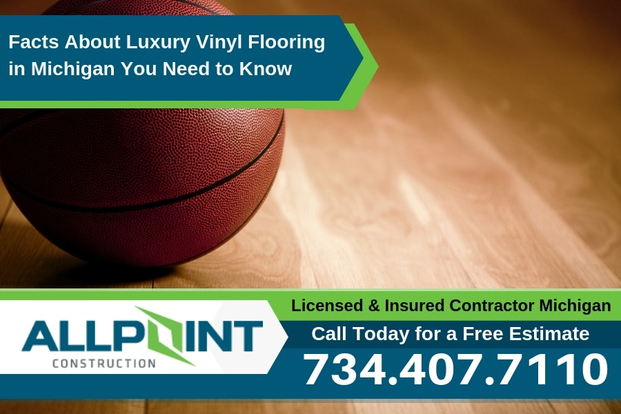 Facts About Luxury Vinyl Flooring in Michigan You Need to Know